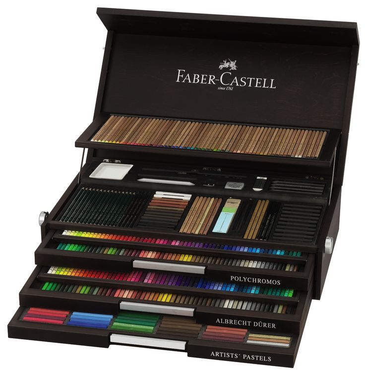 Faber Castell 250th Anniversary Box Set... oh dear lord who loves me?  My birthday is coming! !