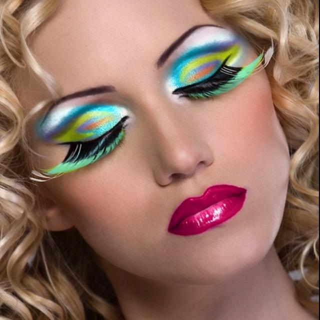 Pretty and very Lady Gaga-esque.