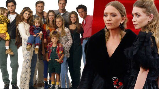 Inside 'Full House' Cast's Bitter Feud Over Olsen Twins' Participation | Radar Online