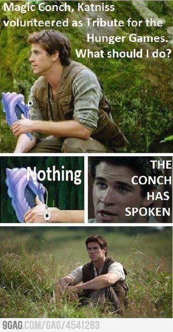 oh magic conch...
