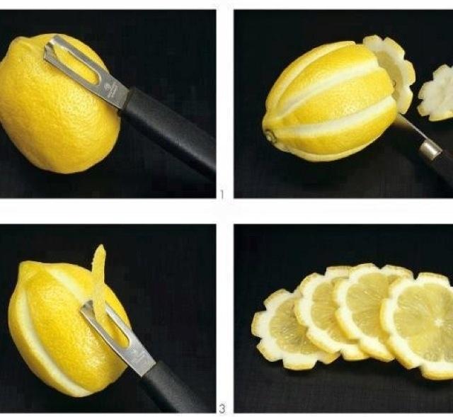 Lemon flowers so pretty for iced water or lemonade