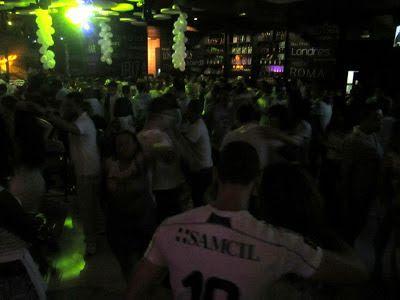 One of those epic dance nights in São Paulo!
