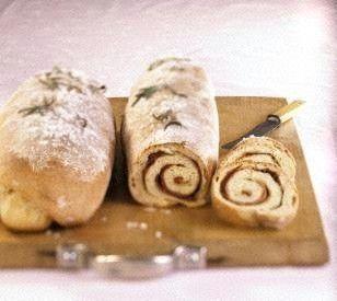 Rosmarin-Brot Rezept