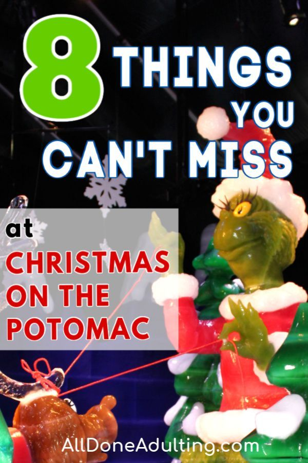 Christmas On The Potomac 2020 Pin on Hadlock 2020 Christmas