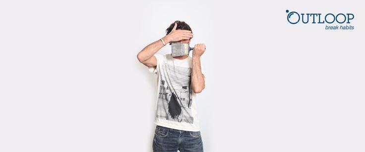 All Tees 22,5€ including shipping!  www.outloop.com streetwear tshirt - draw it