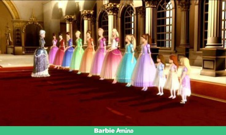 Kleidgerman Barbie 12 Dancing Princesses Barbie Movies 12 Dancing Princesses
