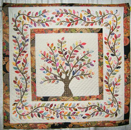 17 Best Images About Applique Quilts On Pinterest Quilt