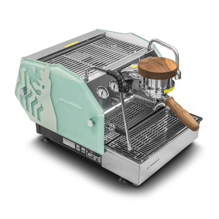 The Italian espresso machine company now offers their GS3 professional-grade model for home use