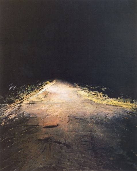 """An Abandoned Road"" by Oleg Vassiliev, 2001"