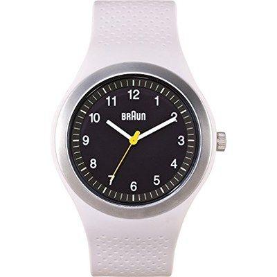 Chollo en Amazon España: Reloj Braun BN0111BKLGYG por solo 56,20€ (un 32% de descuento sobre el precio de venta recomendado y precio mínimo histórico)
