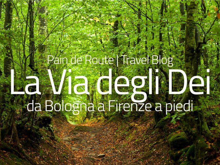 La Via degli Dei: guida per andare da Bologna a Firenze a piedi