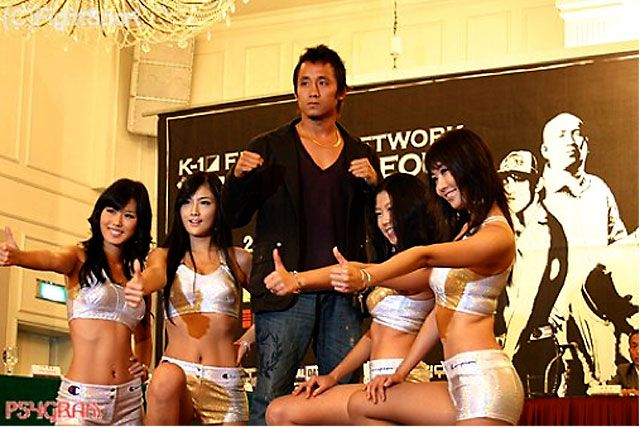Tracing the little-known Korean roots of Sinbi Muay Thai Training Camp's owner and K1 champion, Sinbi 'Sing' Taewoong.