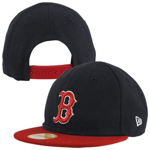 eca5d7d2aeb ... low price new era boston red sox infant my first 9fifty adjustable hat  navy blue by ...