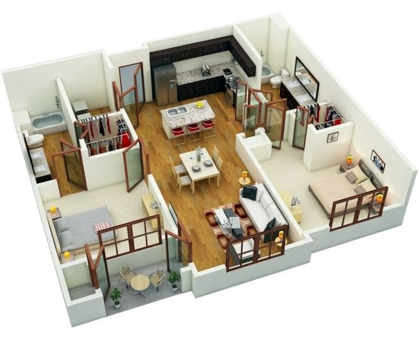 Free Room Planner Pros And Cons Of Online Apps Interior Design Ideas Avso Org Apartment Interior Design Room Planner Room Layout Planner