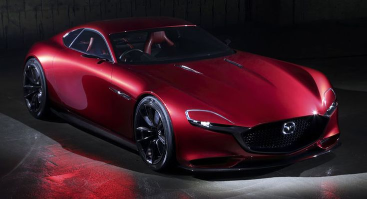 Mazda Still Not Committed To Resurrecting The RX-7