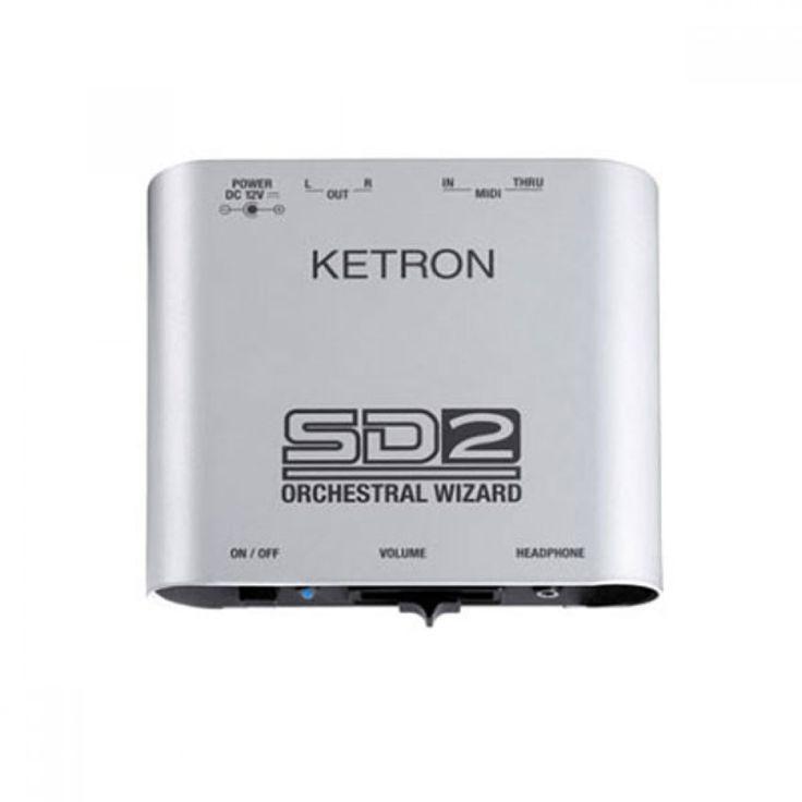 Módulo de sonido Ketron SD2 Worldwide shipping #Music