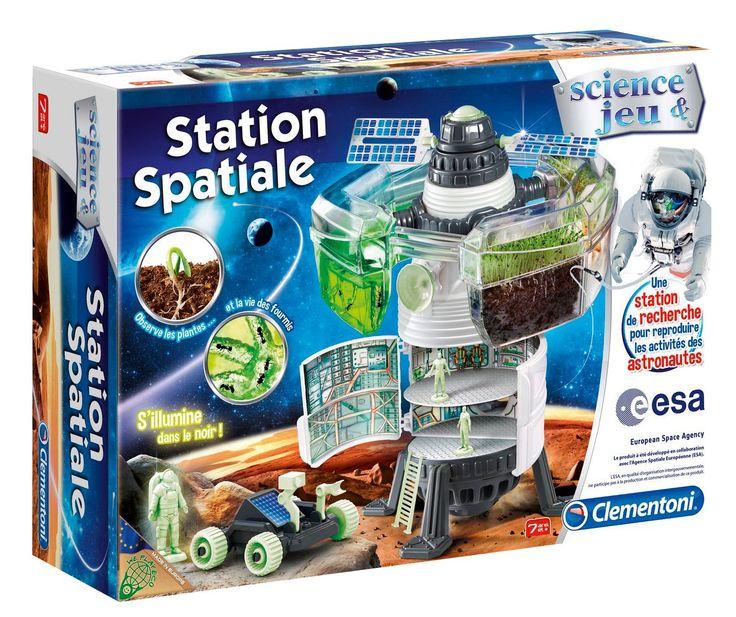 Clementoni - 52111.1 - Station Spatiale