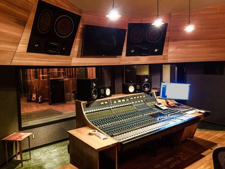 326 best images about digital recording studios on pinterest. Black Bedroom Furniture Sets. Home Design Ideas