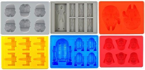 Jollylife Silicone Ice Tray for Star Wars Lovers or Party Theme Set of 6 jollylife http://smile.amazon.com/dp/B007JN8918/ref=cm_sw_r_pi_dp_vmCAwb070WN8X