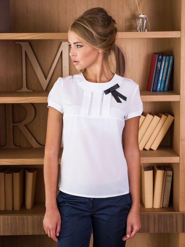 Стильные женские блузки: модные тенденции 2016 и новинки блуз