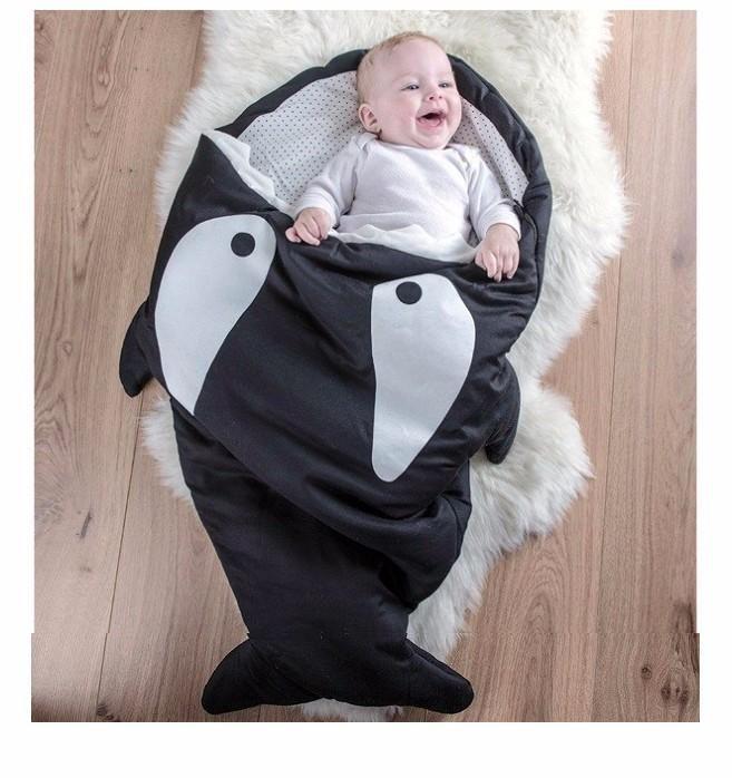 Kids shark mermaid tail blanket children bedding swaddle kids baby soft cotton sleepbag mermaid tail blanket Bed Wrap 2018 from dreamjewellery, $31.66   DHgate Mobile