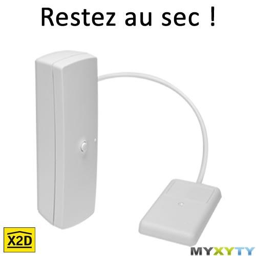 Le détecteur de fuite d'eau Myxyty vous permet d'éviter les mauvaises surprises lorsque vous revenez de vacances : http://www.myxyty.com/produit/detecteur-de-fuite-eau-sans-fil-frequence-radio-x2d