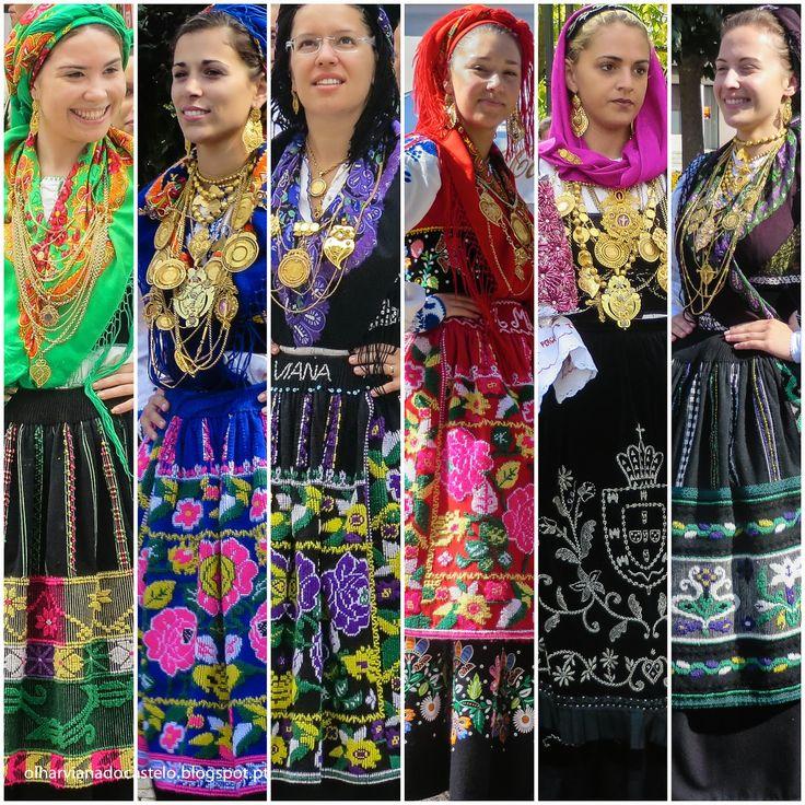 Olhar Viana do Castelo: ''Traje à vianesa'' um símbolo tradicional da região Vêtements traditionnels de Viana do Castelo et environs.