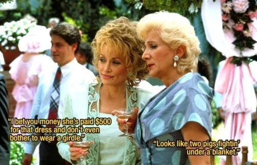 Dolly Parton & Olympia Dukakis