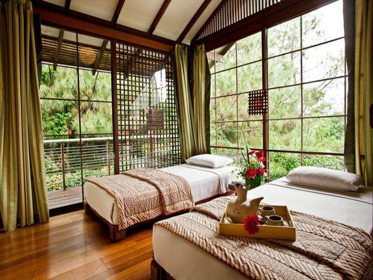 Vila Air Natural Resort, Bandung | via Trip Canvas