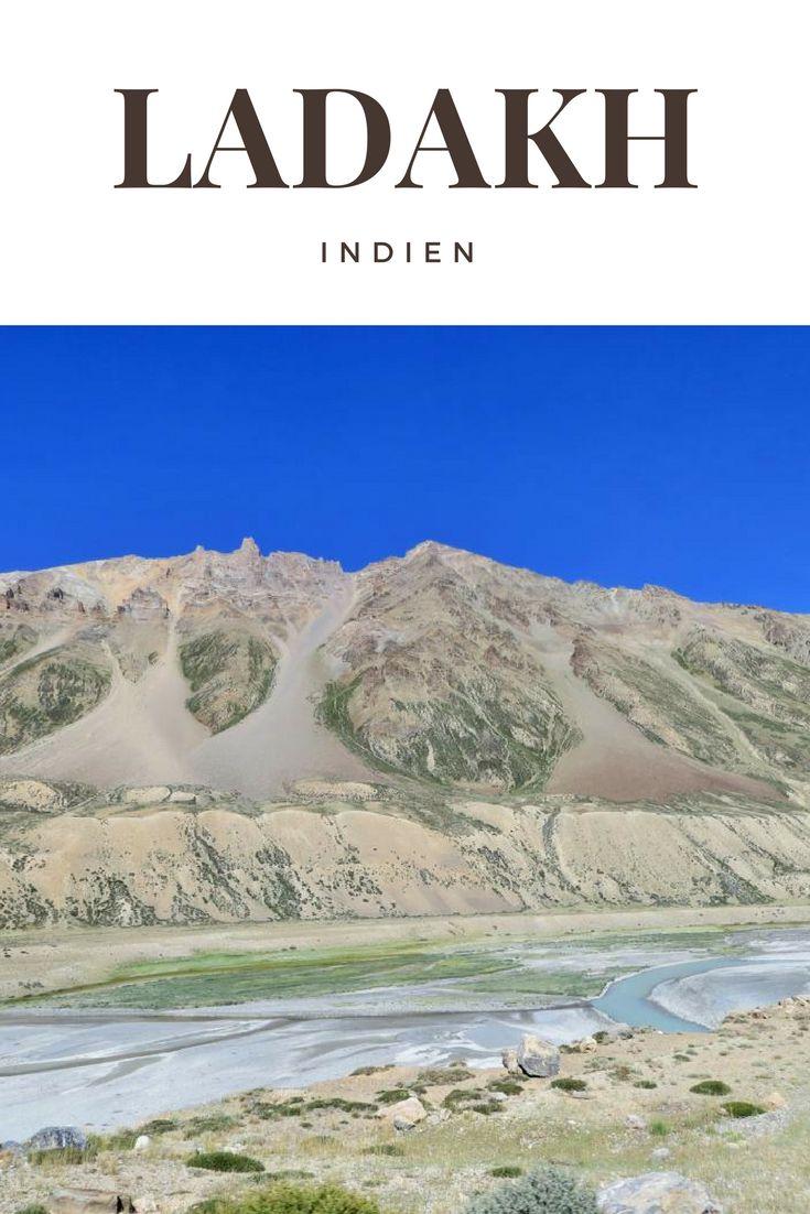 Ladakh, die wohl schönste Gegend in Indien!