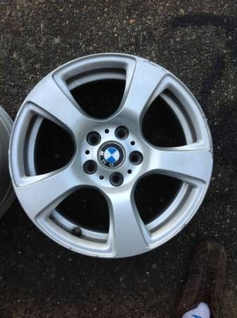 BMW 328i E93 17 inch wheel set (battleground, wa) $250