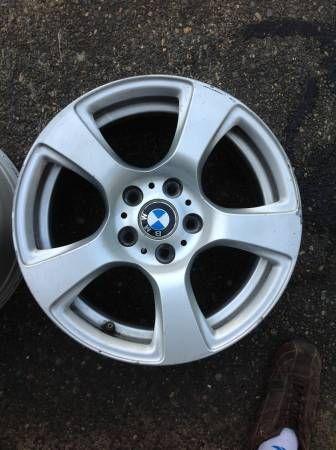 BMW 328i E93 17 inch wheel set (battleground, wa) $250