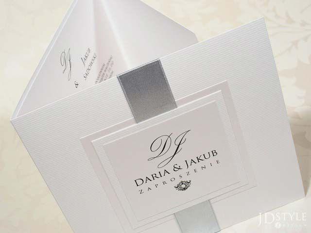 JDSTYLE - zaproszenia ślubne i dodatki weselne, zaproszenia ślubne