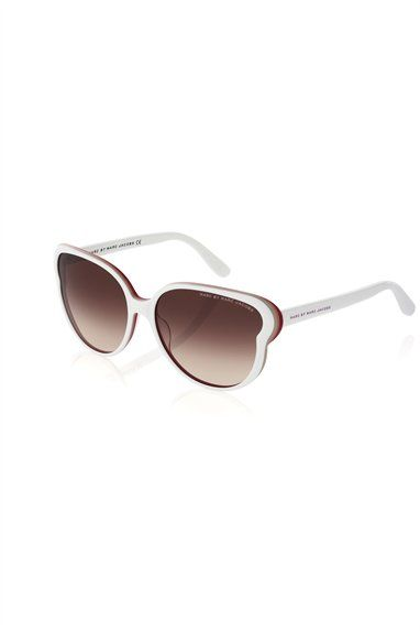 Marc by Marc Jacobs Modified Oval Sunglasses