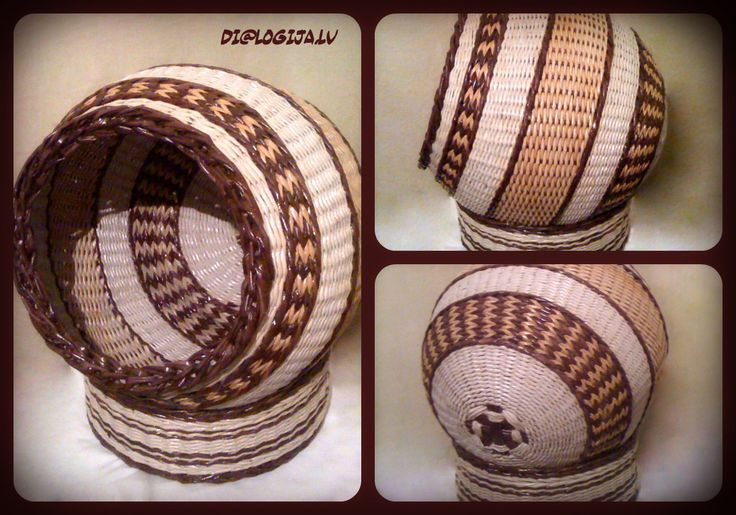How To Weave A Cat Basket : Best images about woven basket cat on cats