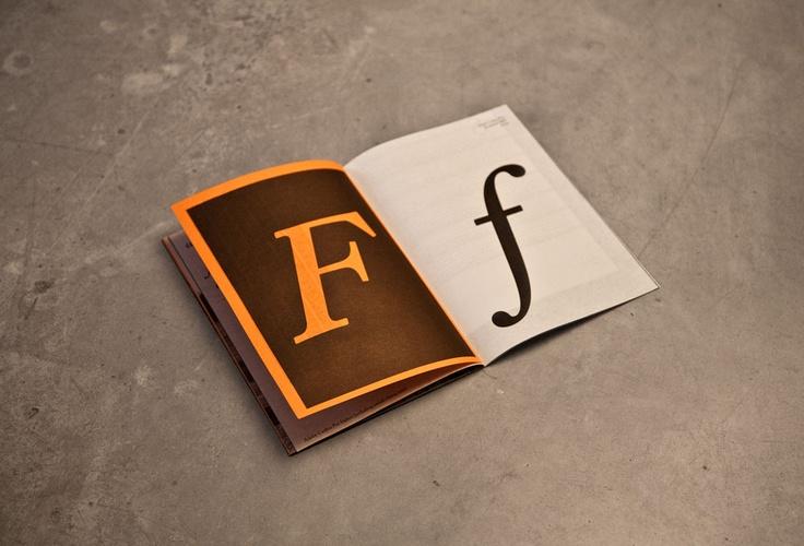 Adobe Caslon Pro - Type Specimen Book