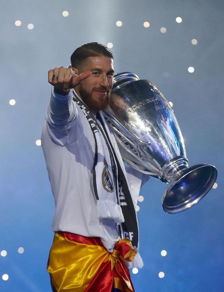 Sergio Ramos was instrumental in Real Madrid's Champions League victory