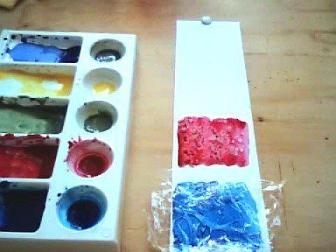 Corso di pittura on line, esercizio n.2 - YouTube