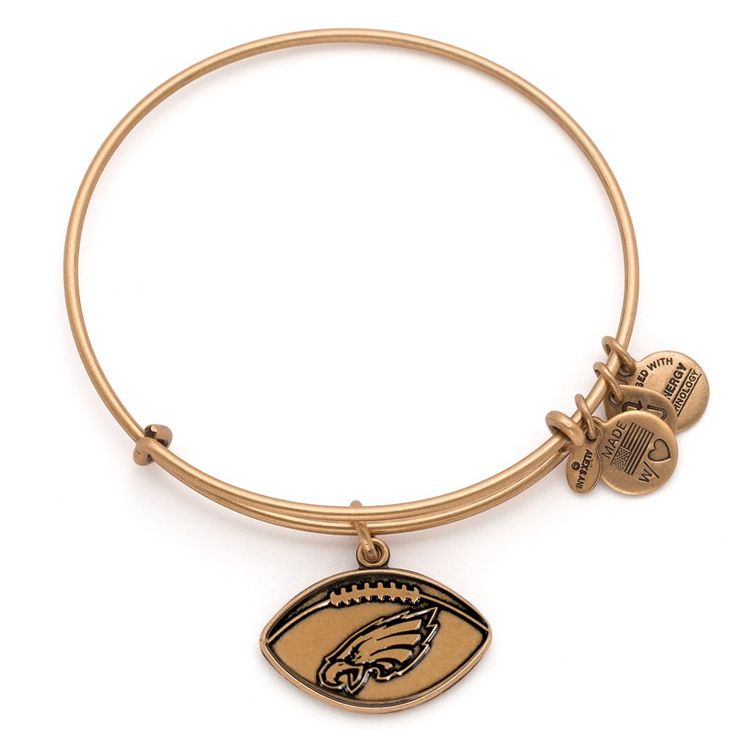 Love this! Philadelphia #Eagles Football | Alex and Ani