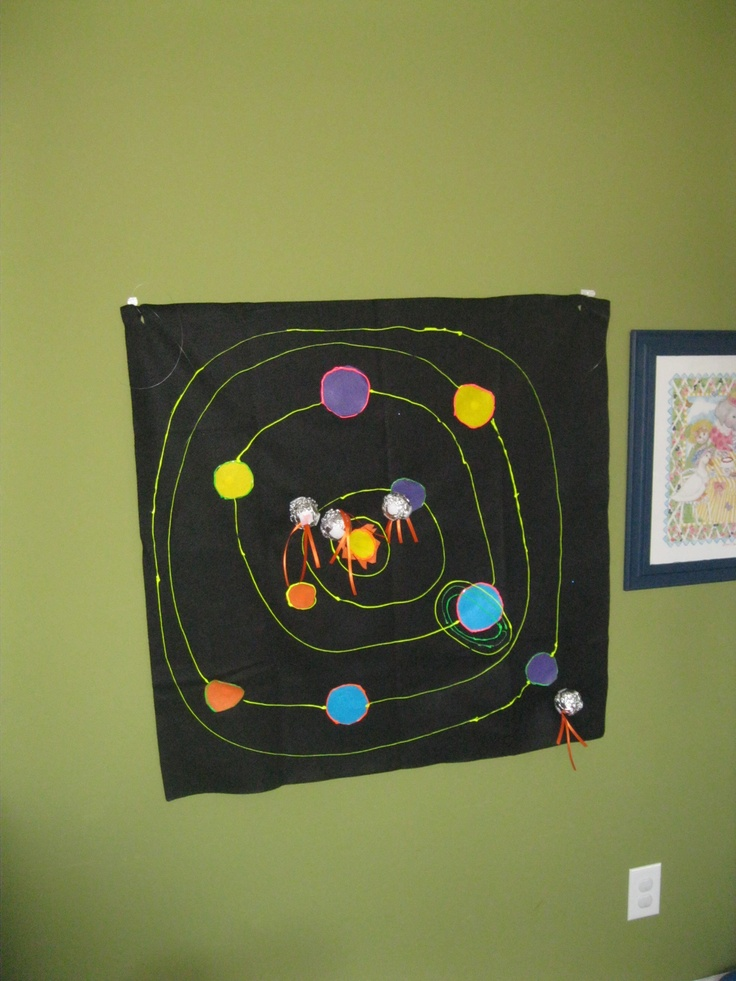 solar system party decorations - photo #26