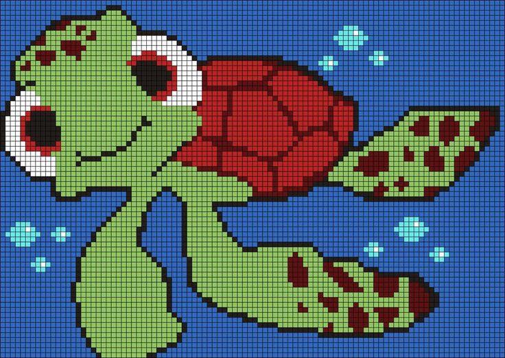 525 Best Crochet Graph C2c Images On Pinterest