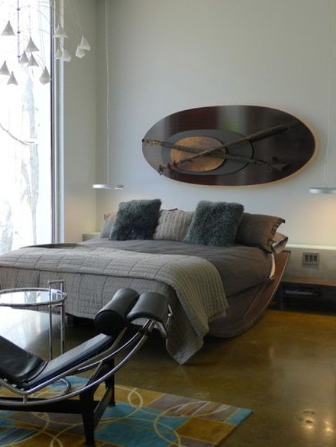 Modern Contemporary Interior Design For MEN Houston TX 832387HOME4663