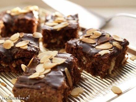Rewia smaków   Przepis na: Ciasto z toffi
