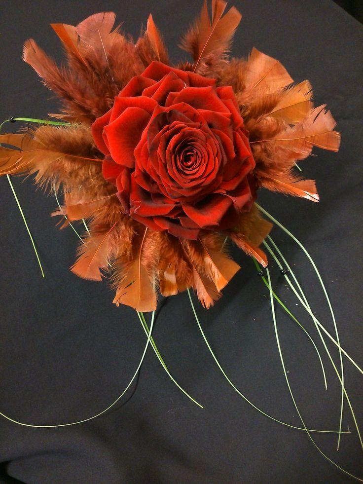 Carmen rose bridal design