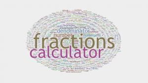 Fractions Calculator http://www.howmuchdoi.com/math/Fractions-Calculator-340.html