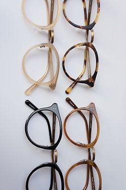 i'll take all of these glasses...non-prescription please:)