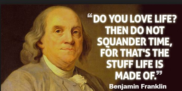 20 Inspiring Benjamin Franklin Quotes at Power Humans. Share the best quotes by Benjamin Franklin with your friends and family.