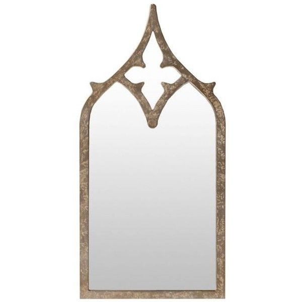 Surya Gray Wall Decor Wall Mirror ($356) ❤ liked on Polyvore featuring home, home decor, mirrors, grey, grey mirror, geometric mirror, gray wall mirror, surya and gray mirror