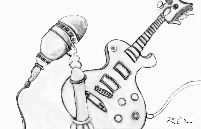 The Gibson Robot Gutar.