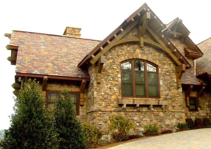 Rustic Mountain Home Plans ~ Http://lovelybuilding.com/good Rustic